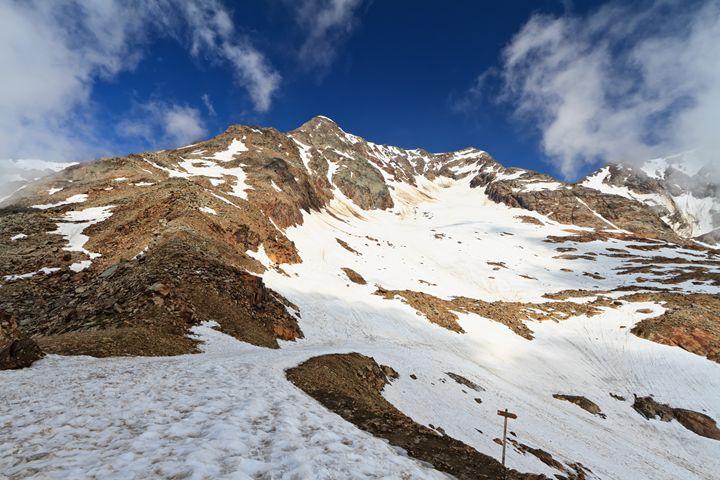 Tavela peak in Stelvio National park - Antonio-S
