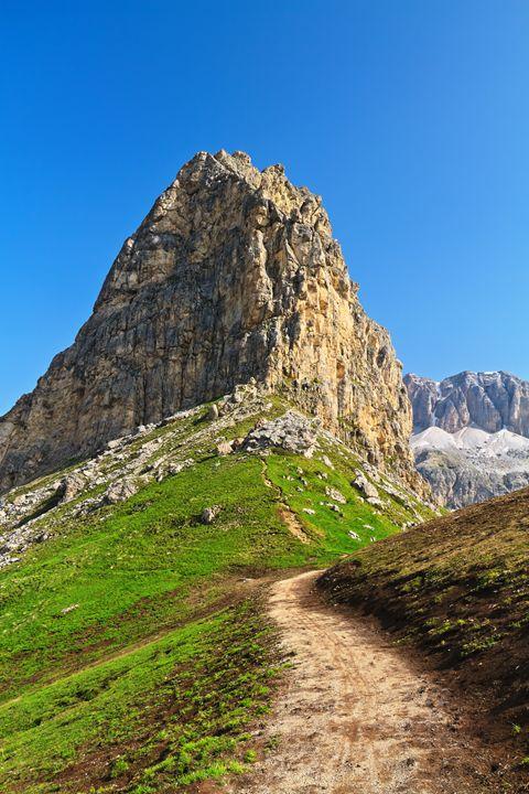path over Pordoi pass - Antonio-S