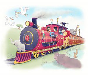 The Train to Mummsley Heath
