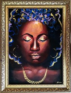 Ebony Lady