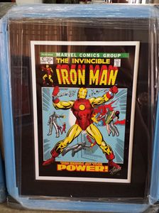 MARVEL/Stan Lee-Iron Man #2 / 295