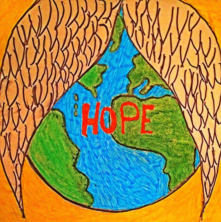 Hope - Ayeisha Allen