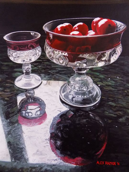 Cherry Tomatoes in Compote - Alex Ramos