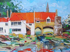 Pulls Ferry, Norwich. UK