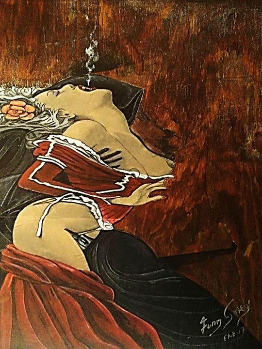 DANZA CON LA MUERTE - JUAN GOMY