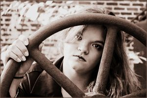 Through the Wheel
