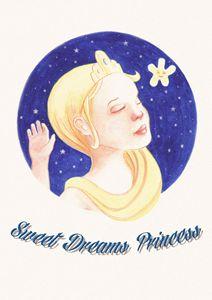 Princess sleep
