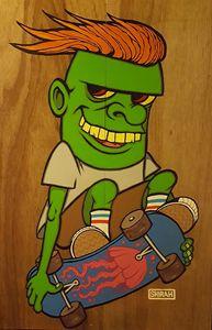 Skater Steve