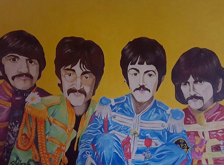 The Beatles - Eric Shirah