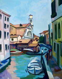 Venetian Shipyard