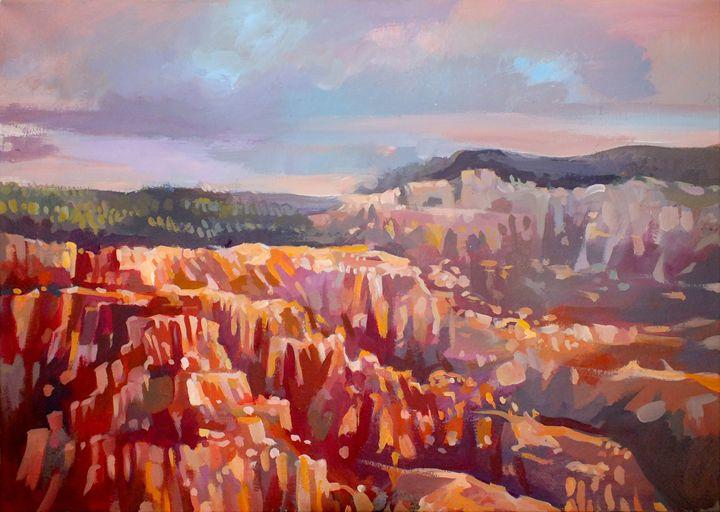 Inspiration Point - Bryce Canyon - Filip