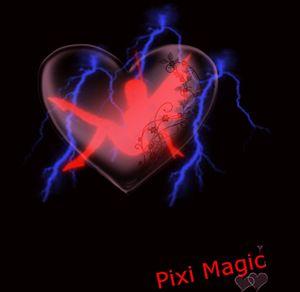 Pixi magic