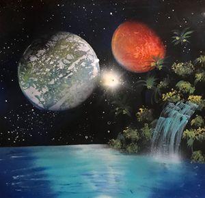 Galaxy Oasis
