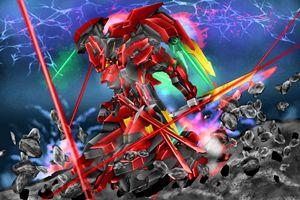 EMG-001 All-New Kestrel
