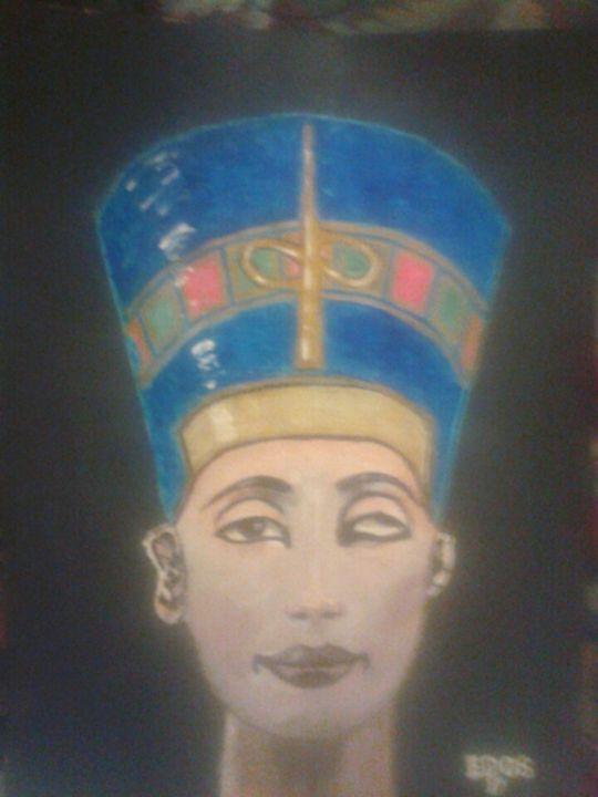 Nefertiti bust - Andromedia