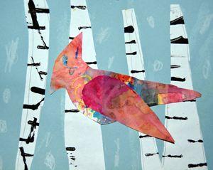 """""""Rainbow Bird"""""""