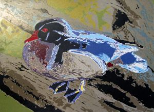 """Muck Duck"" - C. Fay Fine Art"
