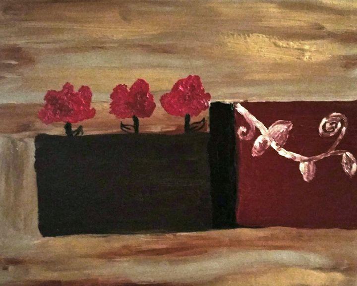 Abstract No. 4 - ArtbyDanusha