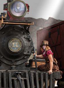 Steampunk Adventure and Empire