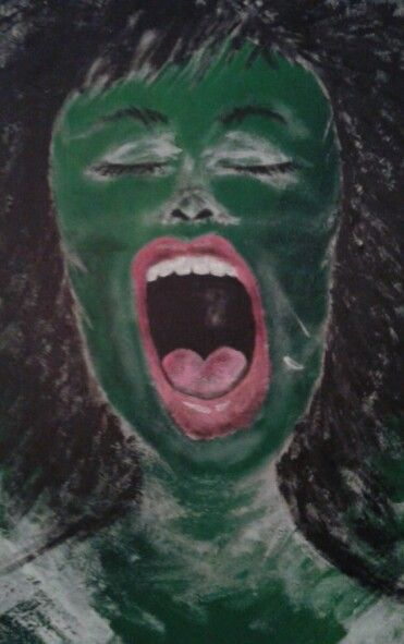 singing green - LIMEart