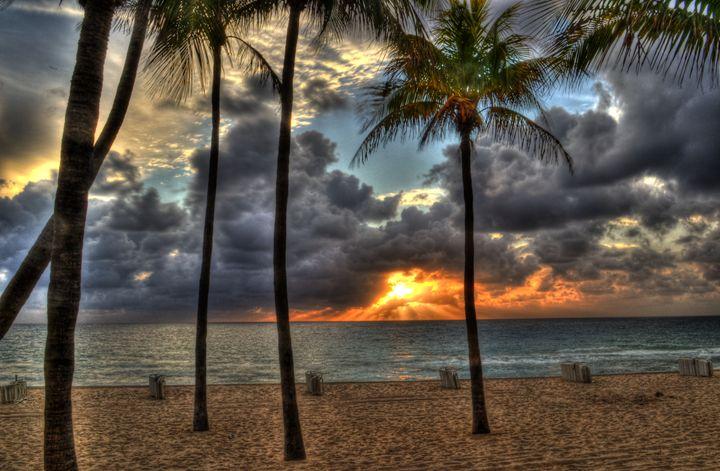 Fort Lauderdale Ocean view - Caldwell Gallery
