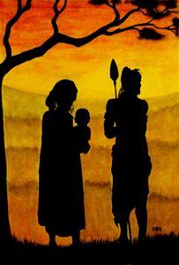 African tribals