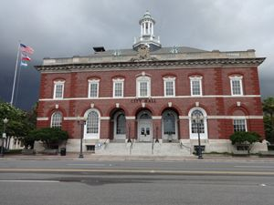 Brunswick City Hall