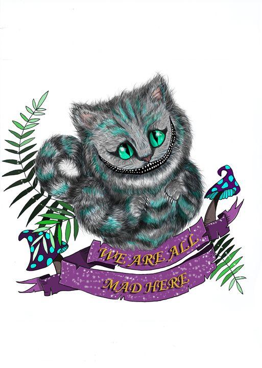 Cheshire Cat - Natalie Ko Ko