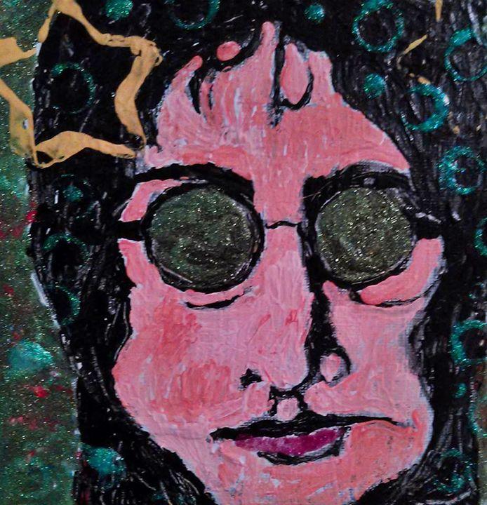 John Lennon - Gregory McLaughlin - Artist