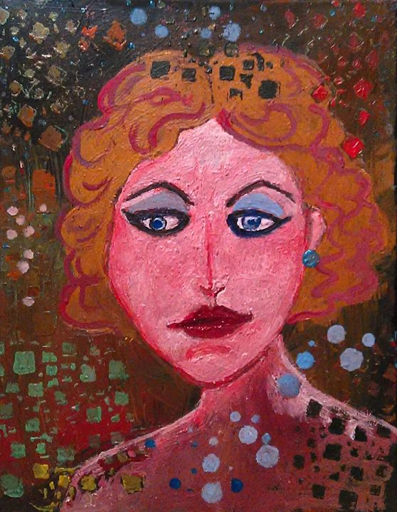 PICTURE OF LILLY - Gregory McLaughlin - Artist
