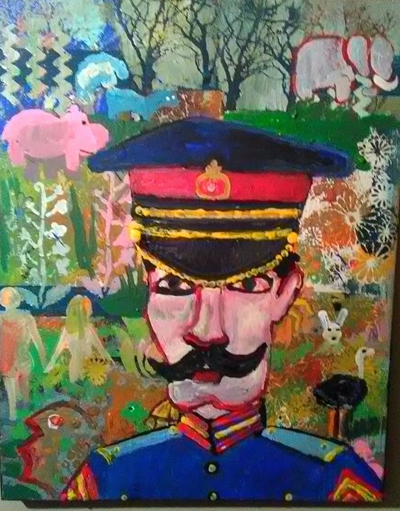 SGT PEPPER - Gregory McLaughlin - Artist