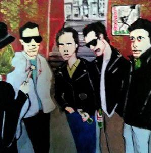LONDON CALLING - Gregory McLaughlin - Artist