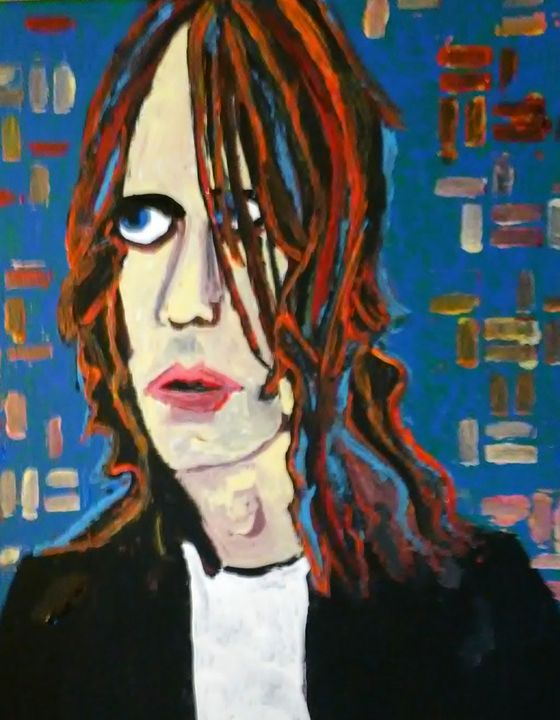 TOD RUNDGREN.....SOLD - Gregory McLaughlin - Artist