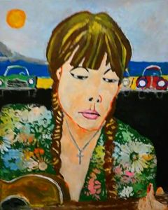 JONI MITCHELL   SOLD