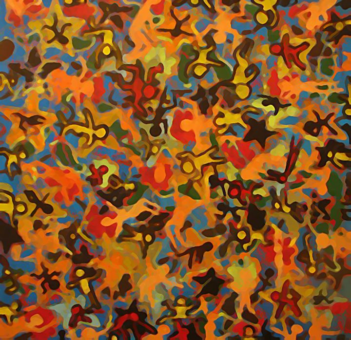 DANCING WITH THE STARS - Gregory McLaughlin - Artist