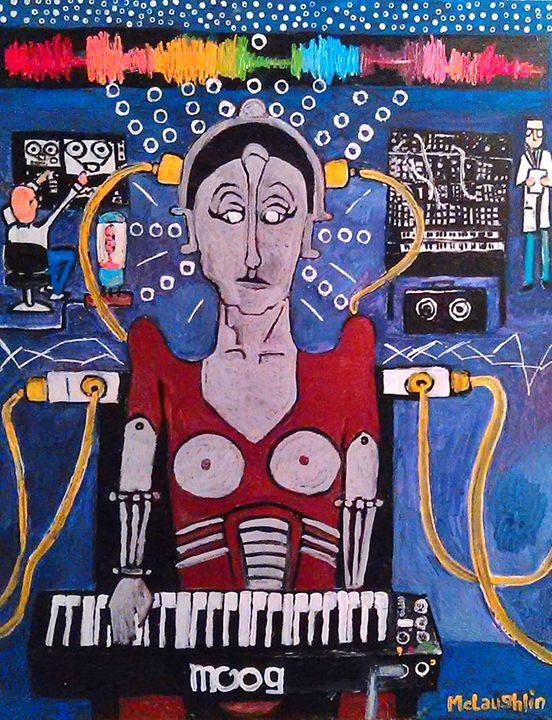 MOOG - Gregory McLaughlin - Artist
