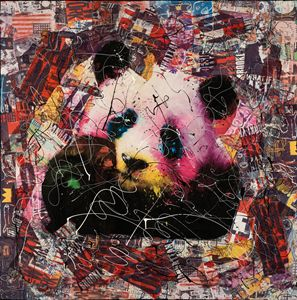 Panda By T. Auger