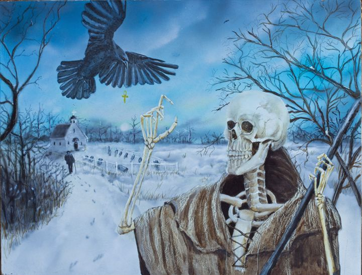 Don't fear the Reaper - The Artful Codger