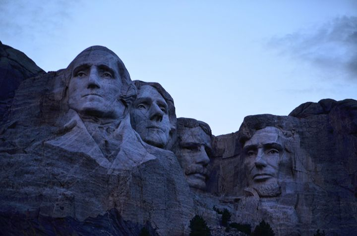 Mt. Rushmore - Scenic America Photography