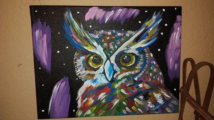 Night Owl - Slash Bar A Designs