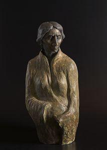 "Frank Howell ""Marita"" bronze"