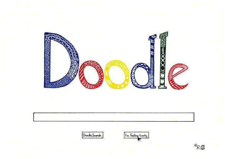 Google Doodle - Rebecca Bear