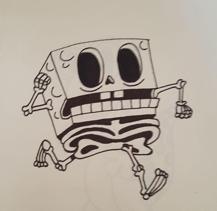 Skull sponge - ARod Central