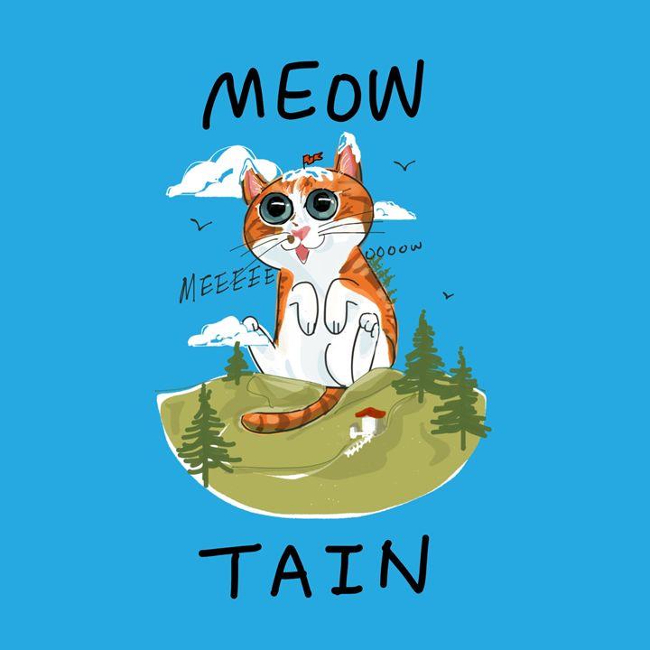 MEOWtain - dailycatfeine