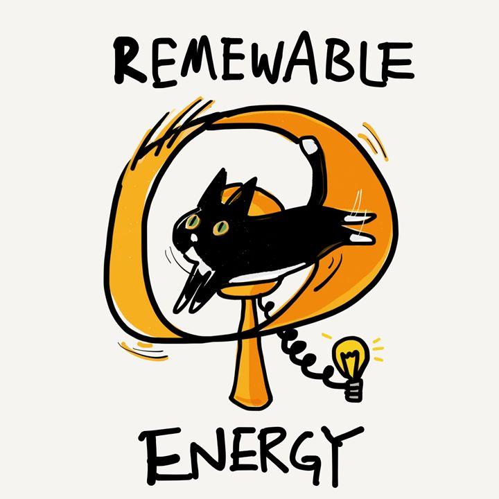reMEWable Energy - dailycatfeine