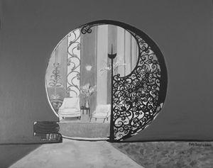 Art Deco in Black