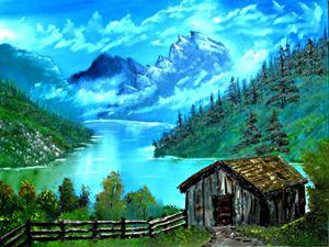 Norwegian cabin get away