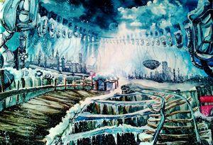 The iron city