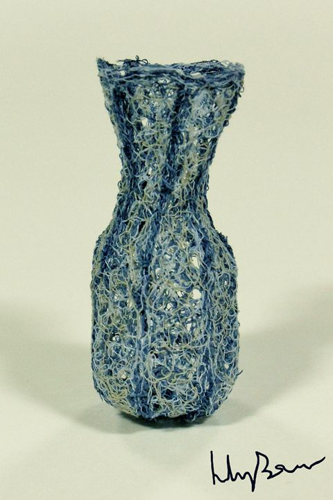 Thread Vase - Lily Bowler Art