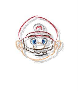 It's a me Mario